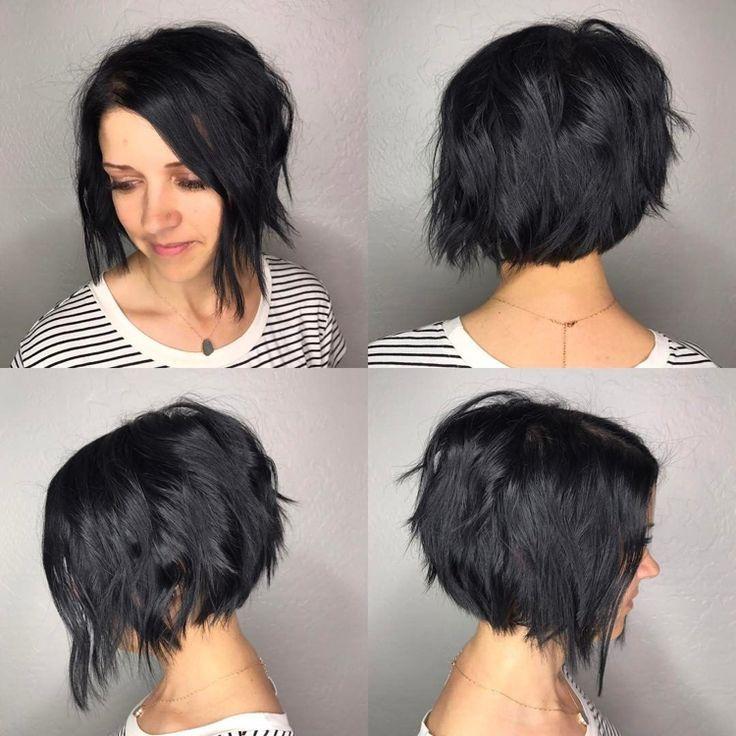 Die Modernen Bob Frisuren Mit A Linie Hinten Kurz Vorne Lang Alinie Bob Die Frisuren Hinten Kurz Lang Modern Bob Hairstyles Bob Hairstyles
