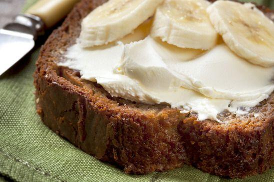 Frozen Banana Banana Bread