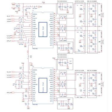 TPA3116D2 50W*2+100W 2.1 Channel Digital Subwoofer Power Amplifier ...