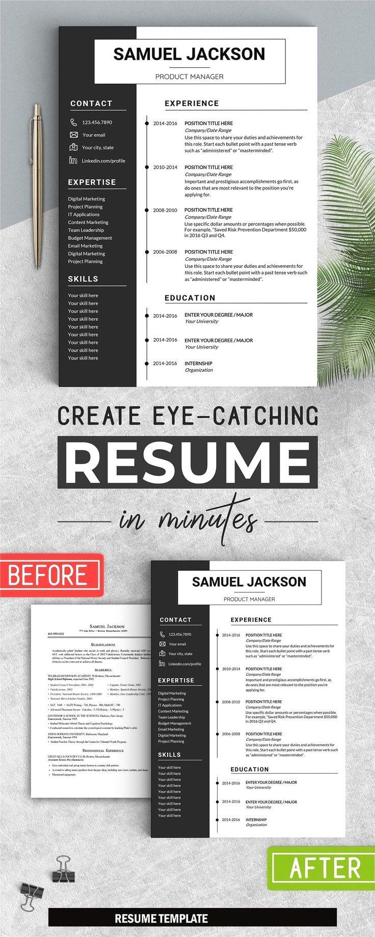26 unique cv examples in 2020 resume design creative