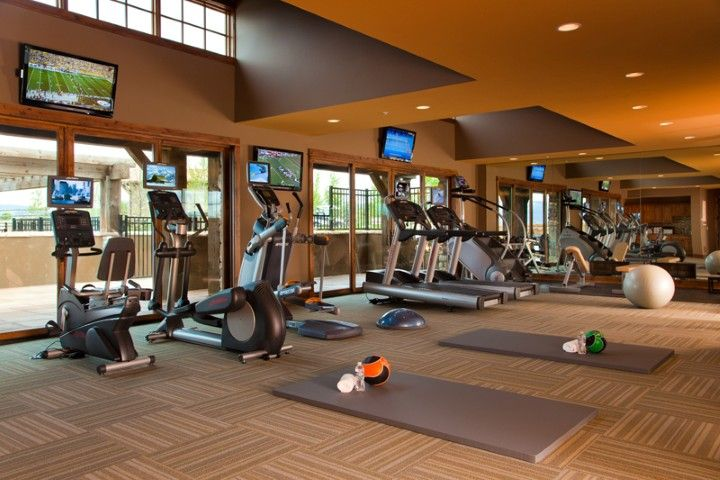Gordon Gregory Photography Clinic Design Fitness Club Fitness Center