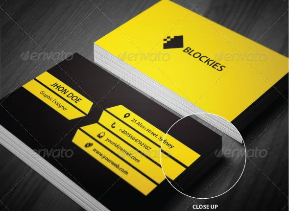 Business Card On Design You Trust Design Culture Society - Personal business cards template