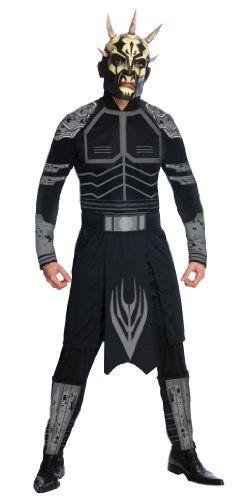 Wars And Star Maskstar Costume Opress Adult Clone Savage BexQrodCW