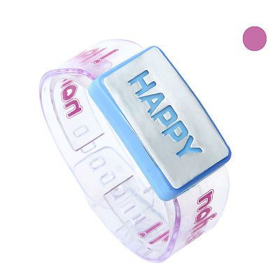 Women S Fashion Led Luminous Running Sports Jewelry Watches Flash Bracelet Strap