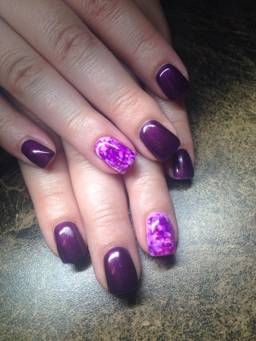Bliss Gel Nails in Leduc Sharpie Art Nails, Nail care