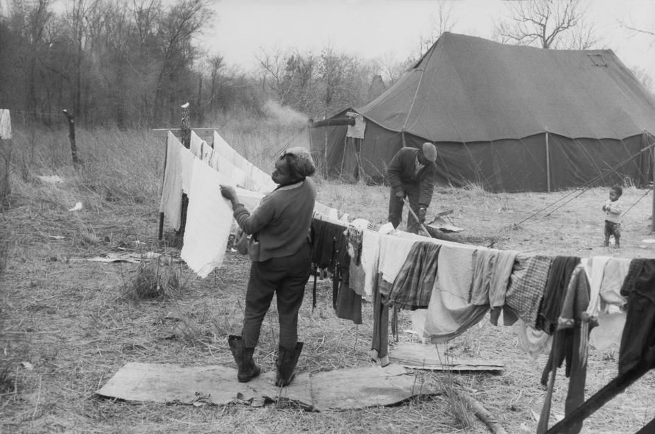 1959-1962 u0027Tent Cityu0027 | A Voting Rights struggle that began in 1959 : tennessee tent - memphite.com