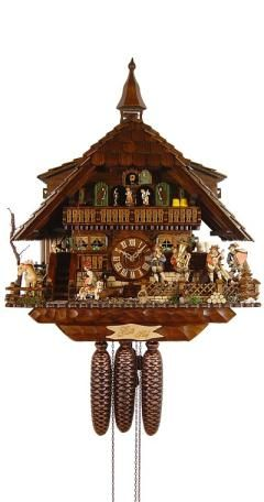Cuckoo Clock of the year 2.004