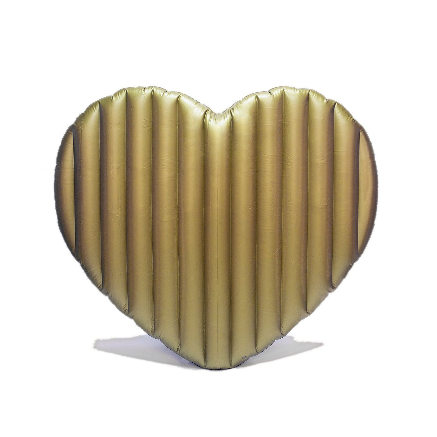 Amazon.com: Inflatable Heart Of Gold Pool Float: Toys U0026 Games