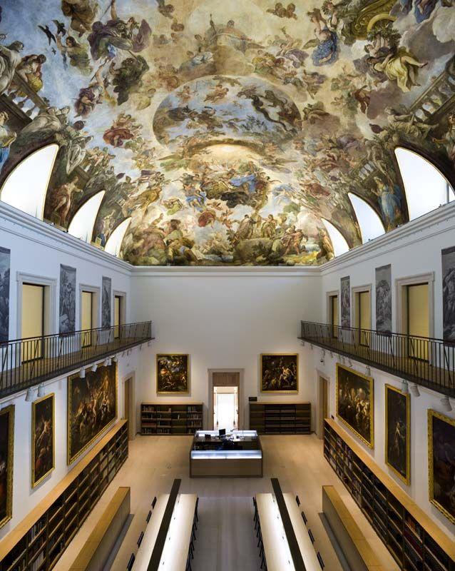 Casón del Buen Retiro (interior)   Madrid