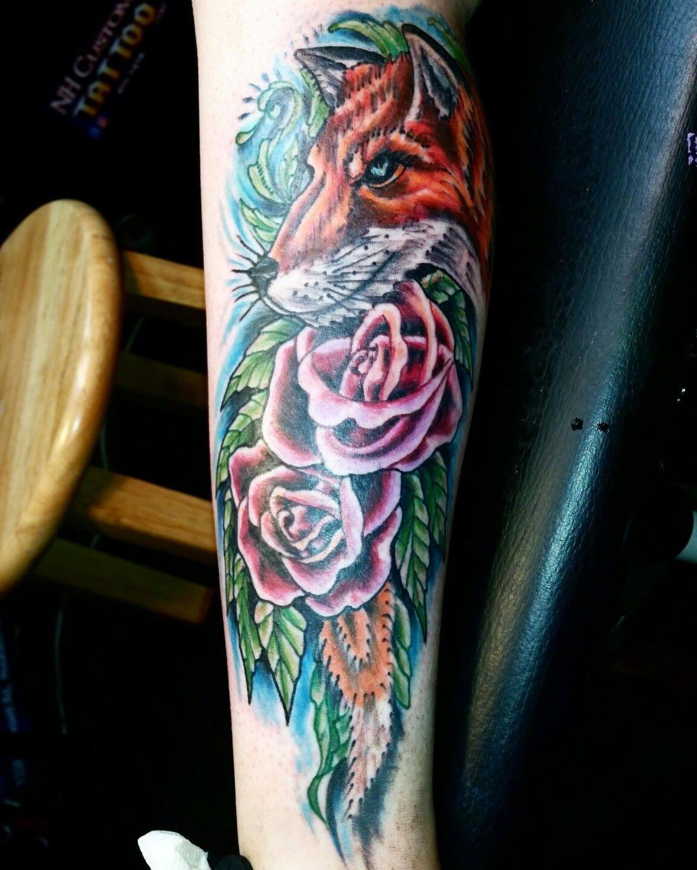 freehand custom tattoo bodyart inked nh newengland