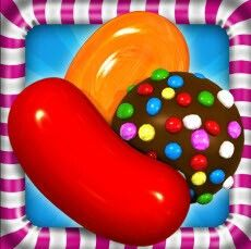 Candy crush is so addicting
