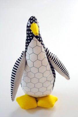 Игрушка пингвин своими руками фото 442
