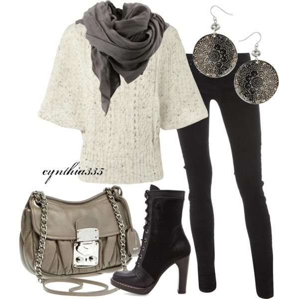 Spring Evening, created by cynthia335 on Polyvore
