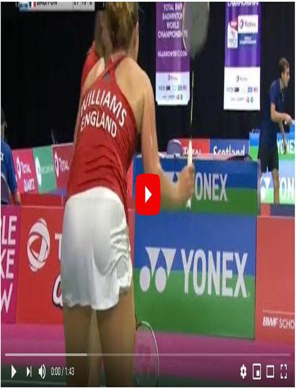 Viki Williams Onex Youtube Gym Shorts Womens
