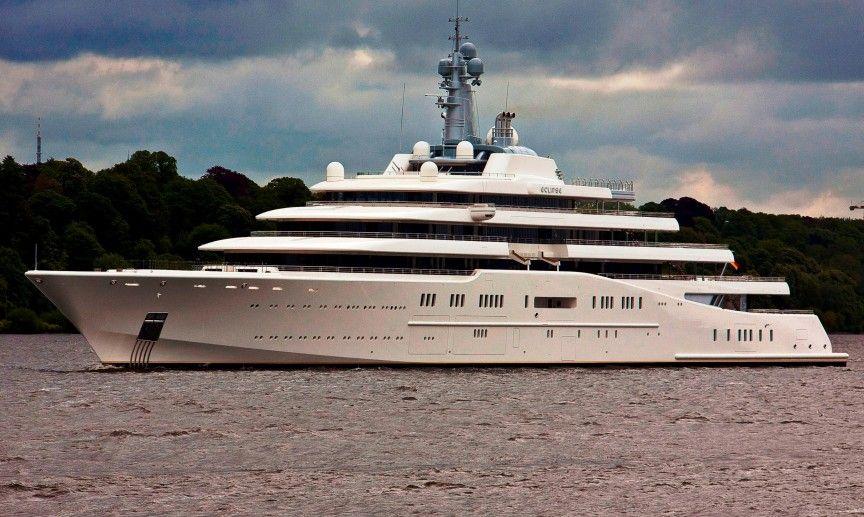 Teuerste yacht der welt abramowitsch  Die 10 teuersten Yachten der Welt | Lists And News - DE | Jachten ...
