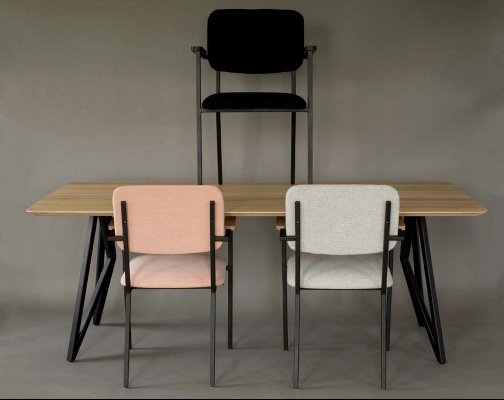 Butterfly eettafel dining table co design stoelen chairs studio