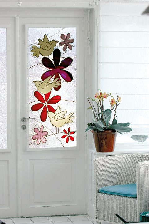 50 Highly Recommended Glass Paintings With Different Designs ...