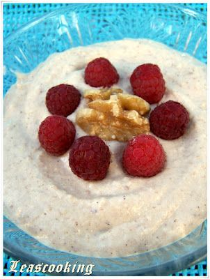 Leascooking: Raw Coconut Pudding