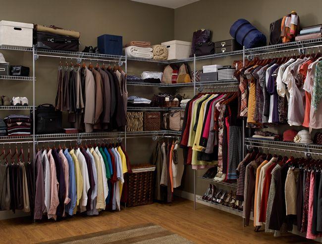 Loudoun Fairfax Counties Custom Closet Builder Custom Closet Builder 20158 My Custom Clothes Closet Organization Clothes Closet Best Closet Organization