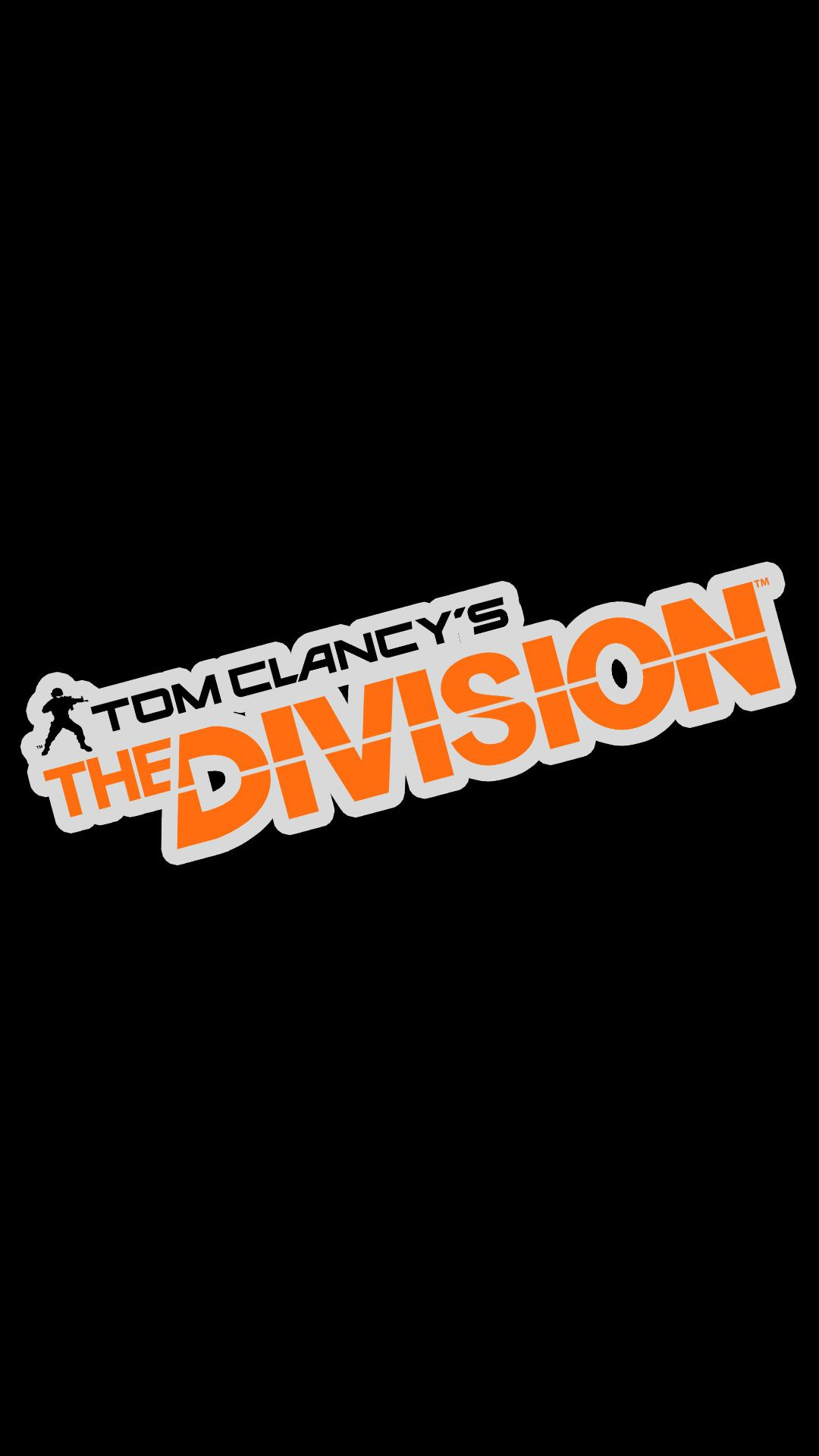 The Division Logo Wallpaper Iphone 6 Plus Games Wallpaper For Iphone