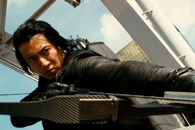 Will Yun Lee as Harada (ninja) in the Wolverine | Movie ...