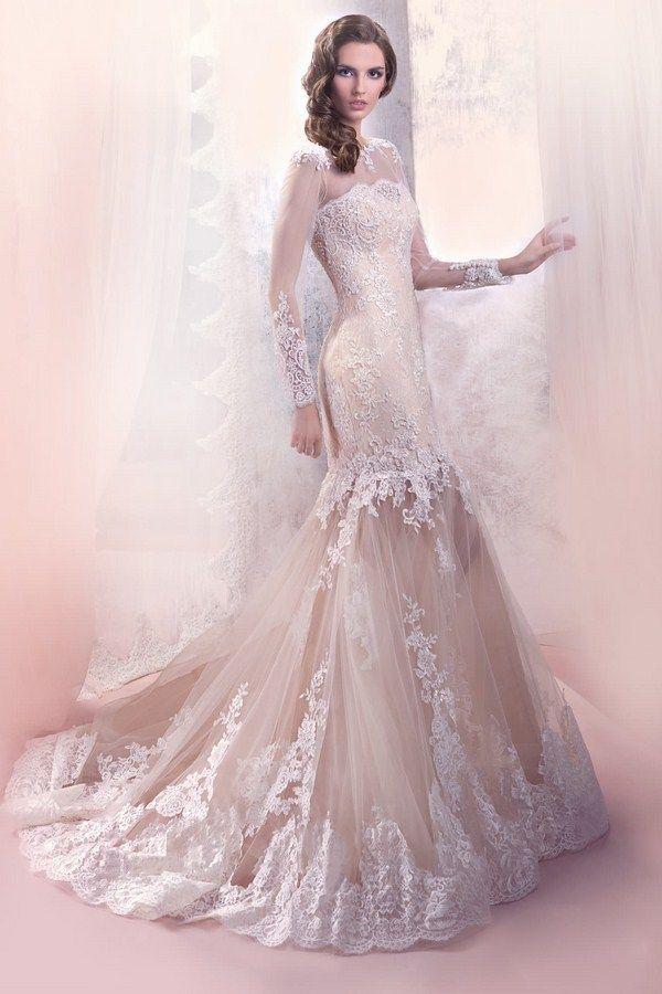 Красивые свадебные платья 2020-2021, фото, новинки, тренды ...