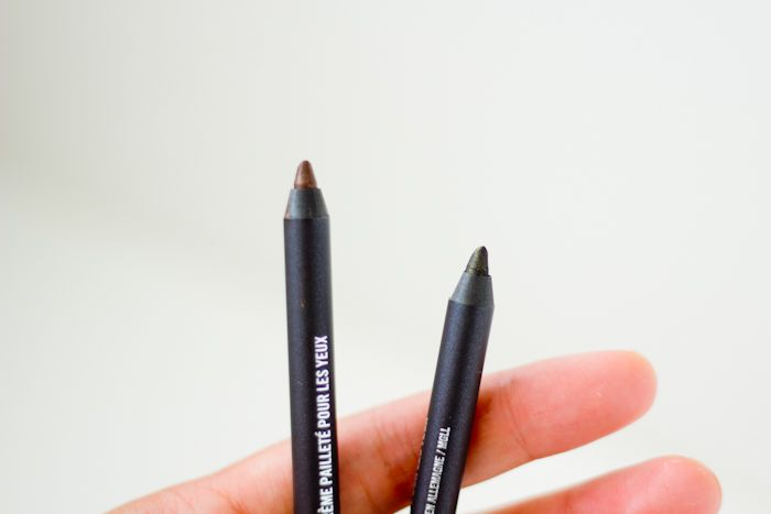 MAC Pearlglide Intense Eye Liners