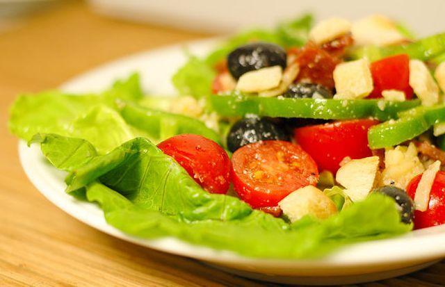 Greek Salad Recipes Ina Garten