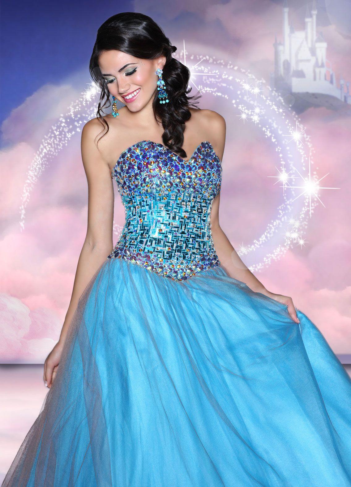 Disney forever enchanted prom dresses dresses pinterest prom