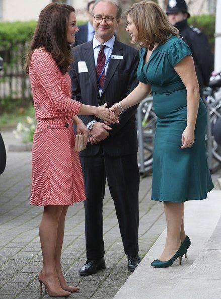 Duchess Catherine attends Maternal Mental Health Event