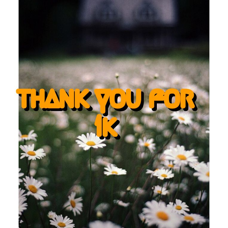 Thank you guys so much u all mean the world me I love you and have a good rest of the week