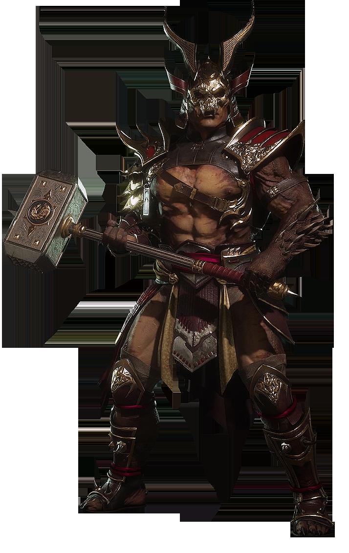 Shao Kahn Mortal Kombat Wiki Fandom Powered By Wikia Combates