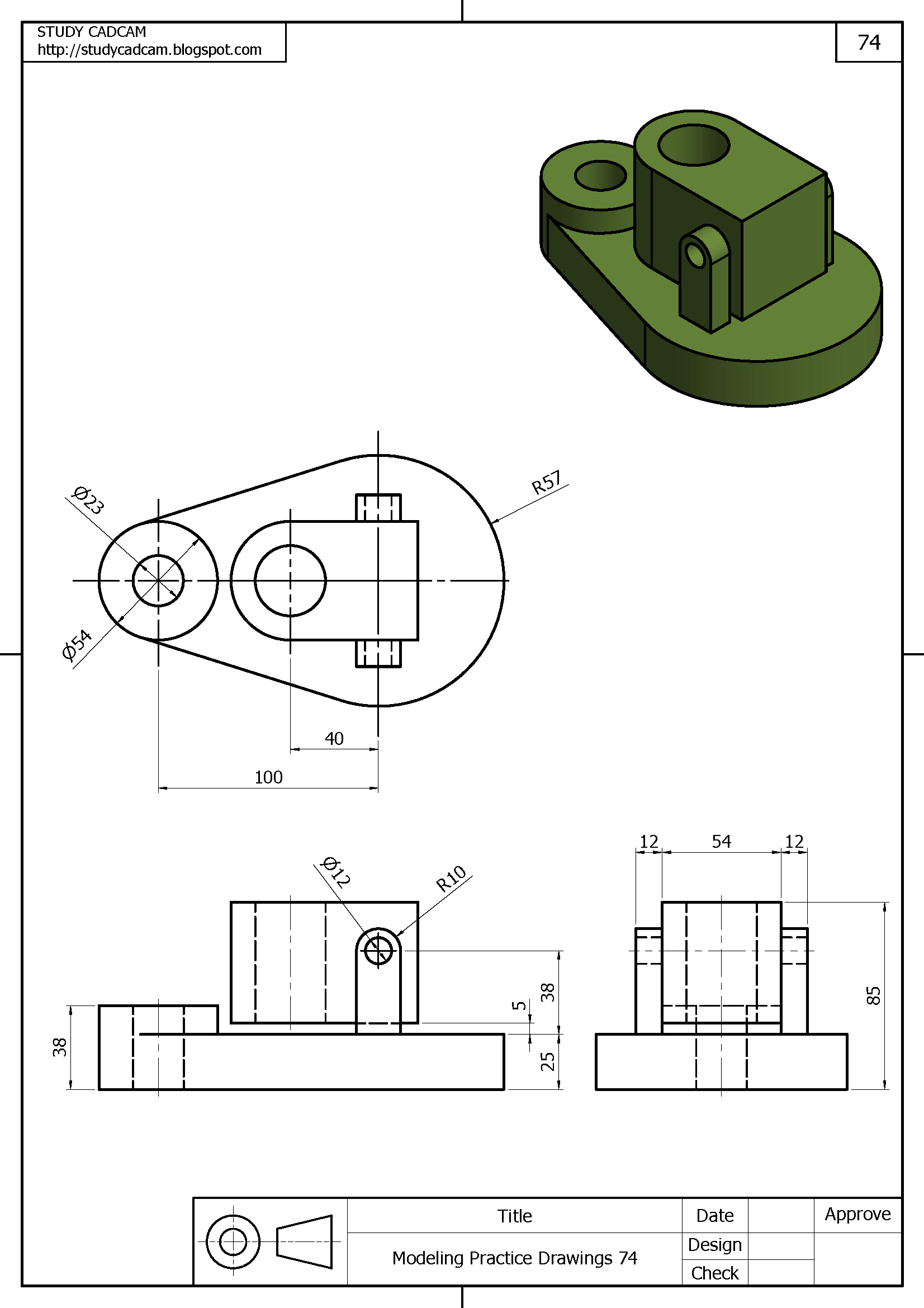 Pin On Engineering Drawing 3d