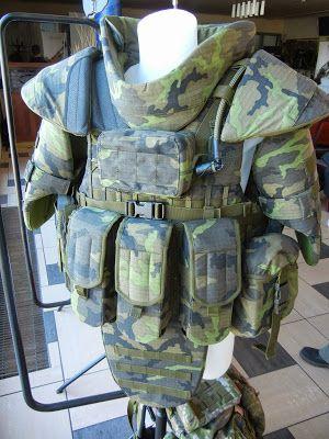 Military Technology Cz Presents Ballistic Protection Solutions Military Technology Military Army Military