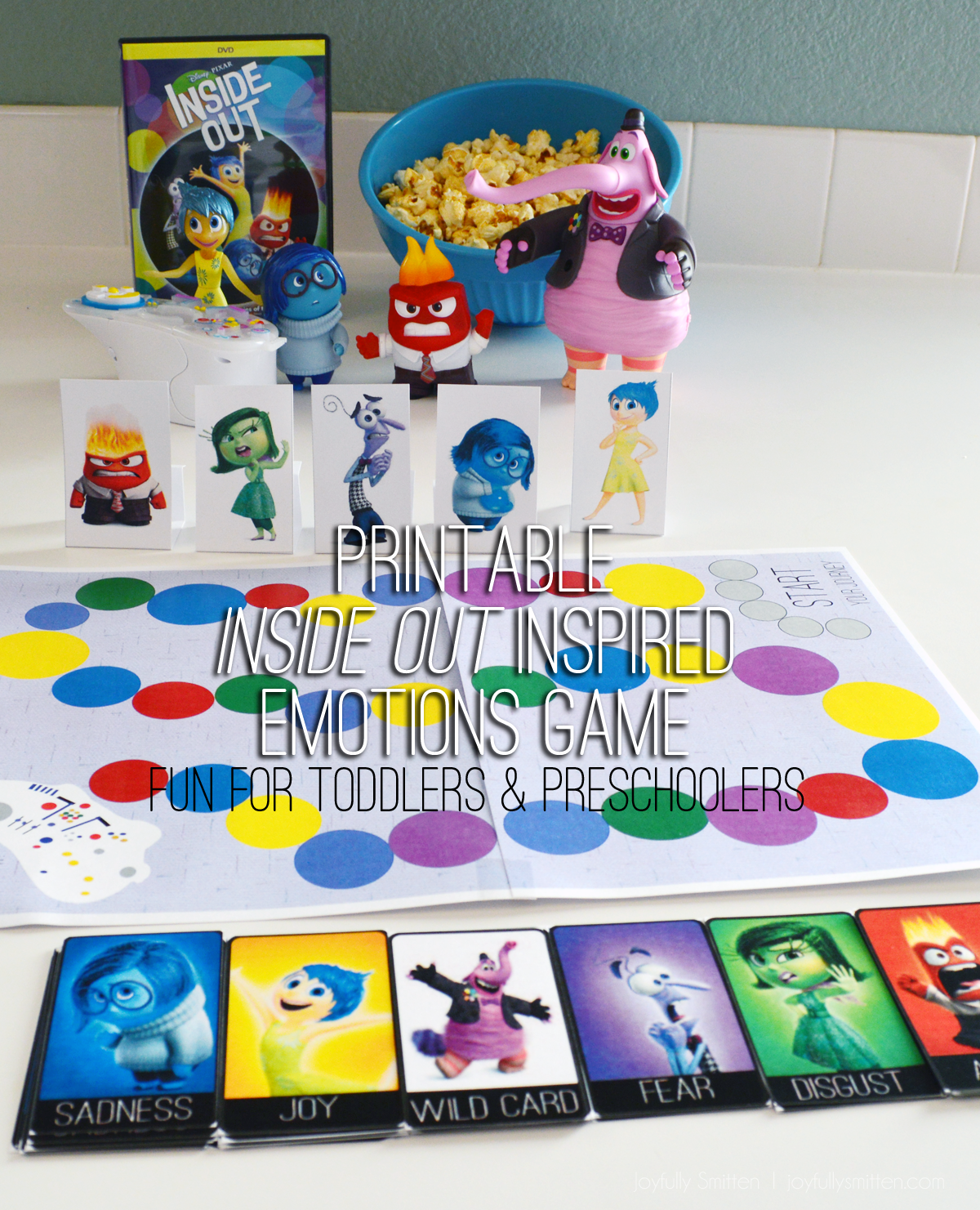 Inside Out A Fun Emotions Game