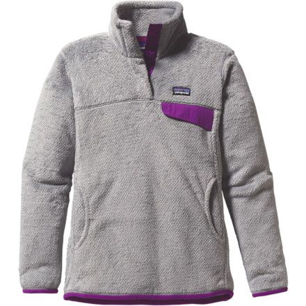 Patagonia Re Tool Snap T Fleece Pullover Women S