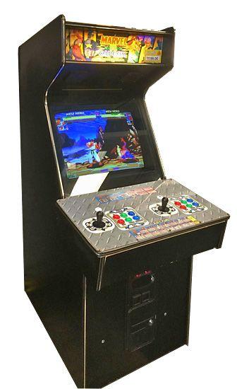 Marvel vs. Capcom - Arcade Game - (1998) - #arcade #retrogaming ...