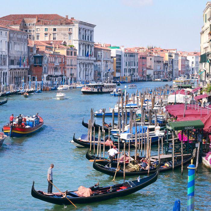 Captain X Is Enjoying Venice, Can You Spot Him?
