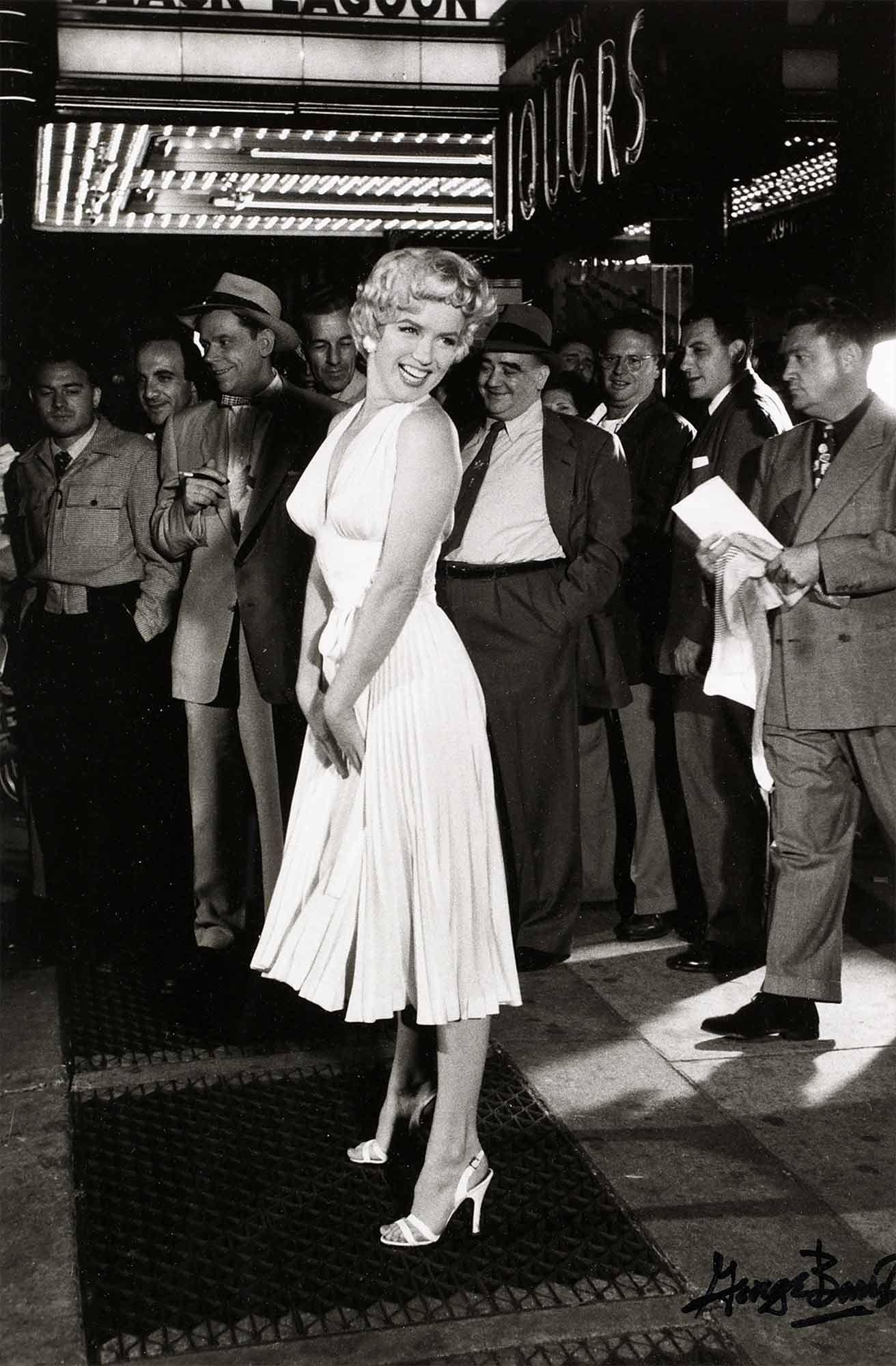 Marilyn Monroe en The Seven Year Itch
