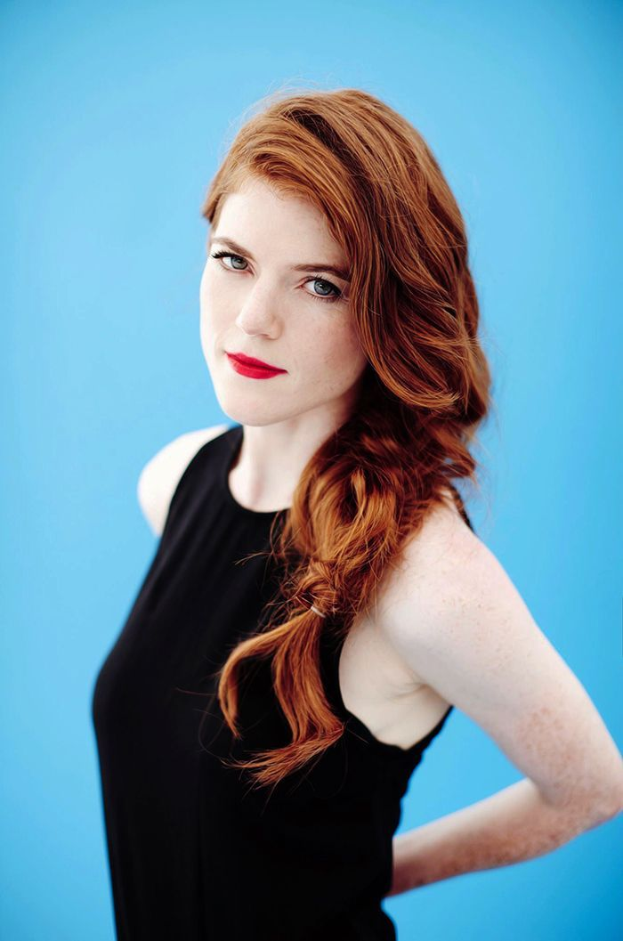 Rose Leslie 168cm Dramatic Classic Sparkly Ethereal Kibbe