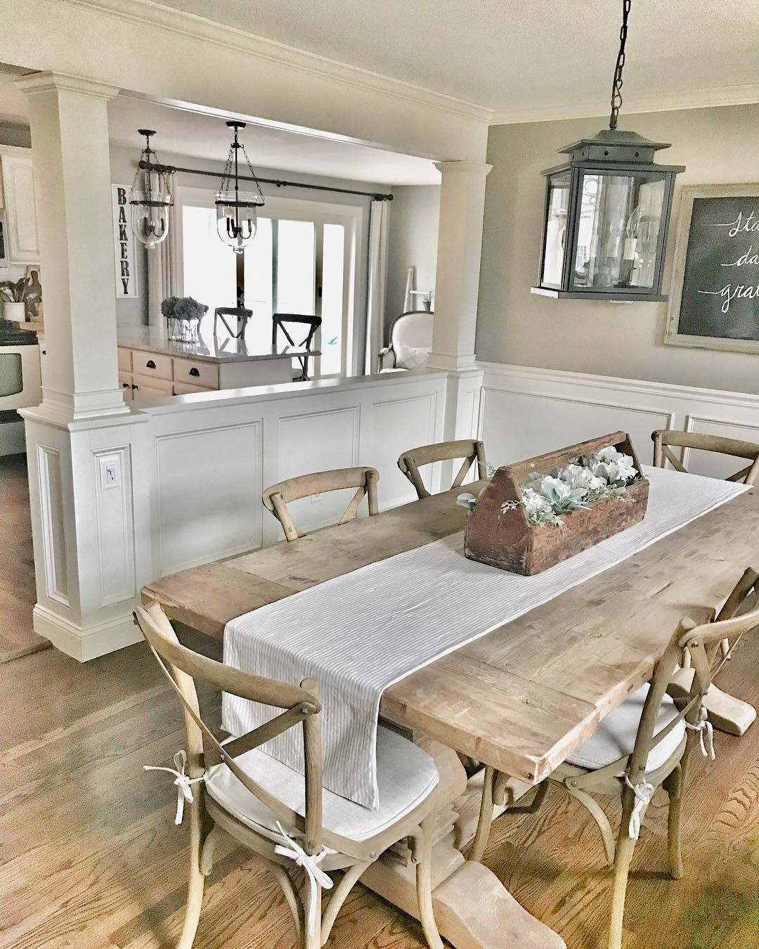 Best Anew Gray Sw 7030 In Dining Room Anew Gray Grey Dining 640 x 480