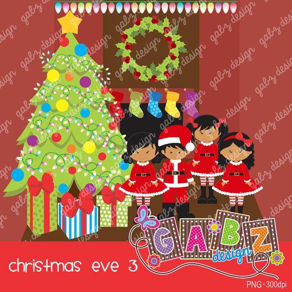 Nochebuena 3 por GabzDesignShop en Etsy
