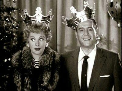 Lucille Ball & Desi Arnaz 1950s