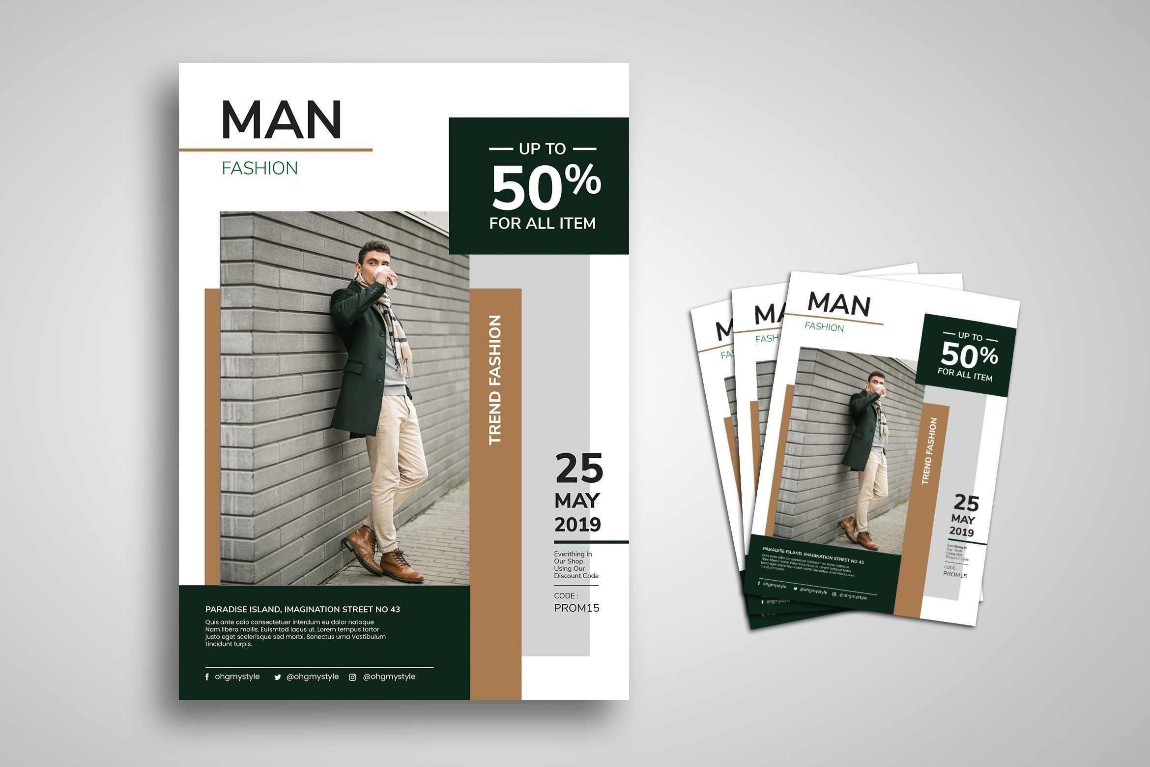 Special Flyer Template