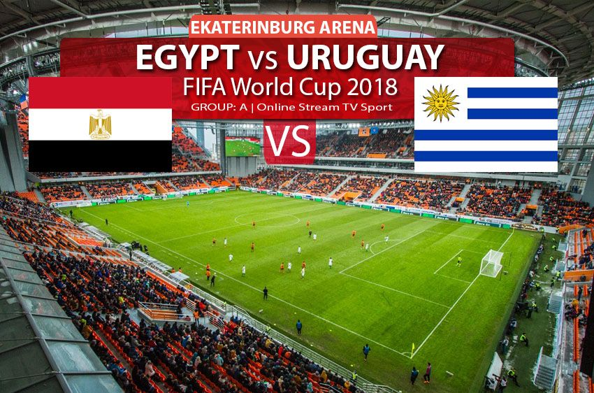 Watch Egypt Vs Uruguay Online Streaming In Hd Fifa World Cup 2018 Football Soccer World Cup 2018 World Cup Online Streaming