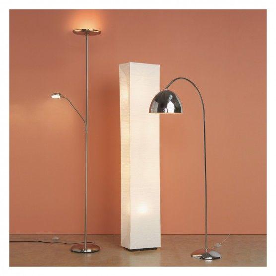 Square Paper White Crinkled Paper Floor Lamp Buy Now At Habitat Uk Floor Lamp Modern Floor