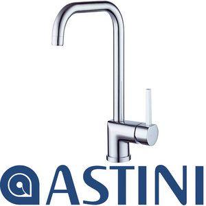 ASTINI Bern Chrome Single Lever Kitchen Sink Mixer Tap HK44 Preview ...