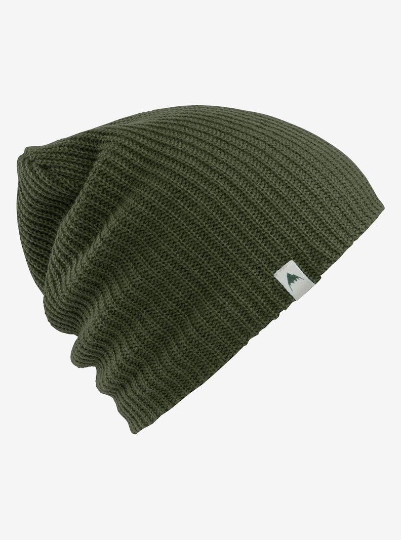 20834b27 Burton All Day Long Beanie shown in Forest Night | Gorro de lana ...