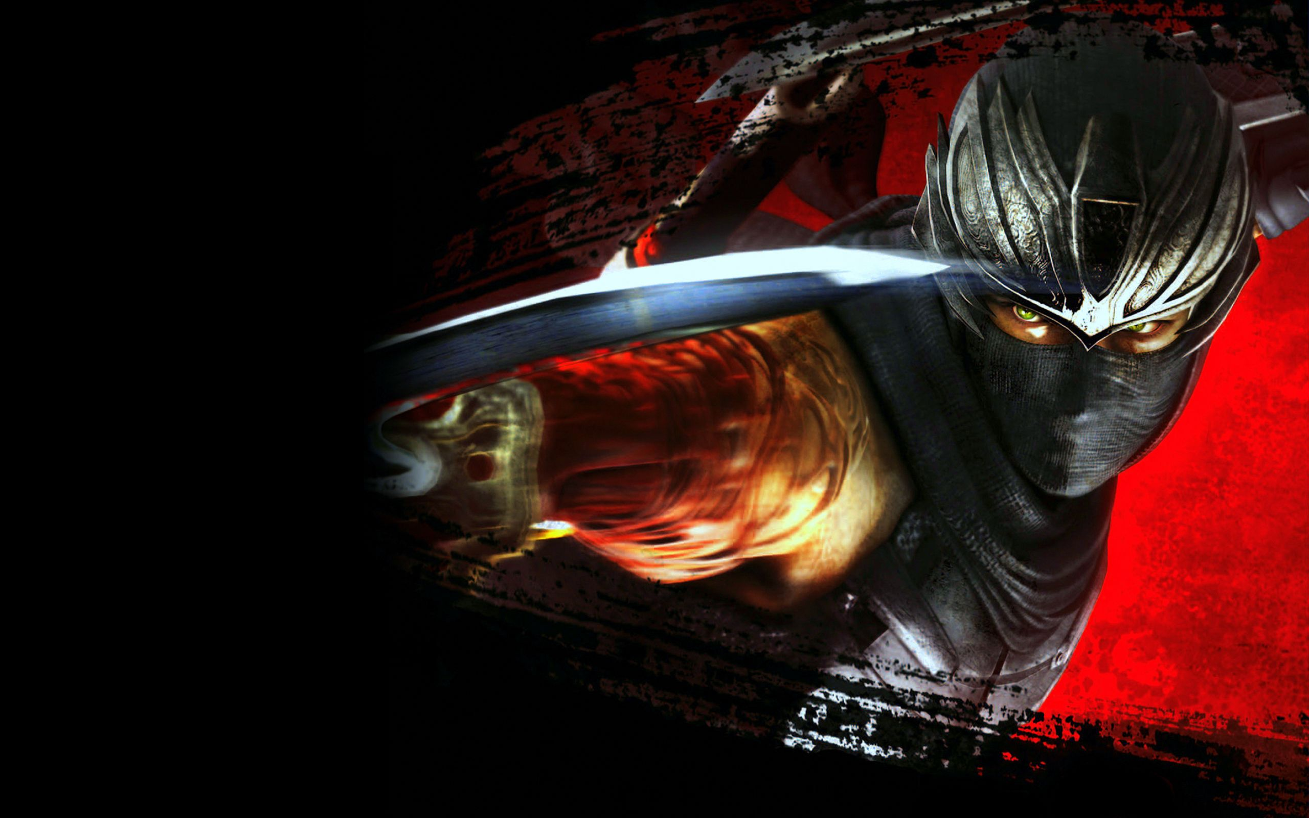 8 Ninja Gaiden 3 Razors Edge Hd Wallpapers Backgrounds Co Hinh