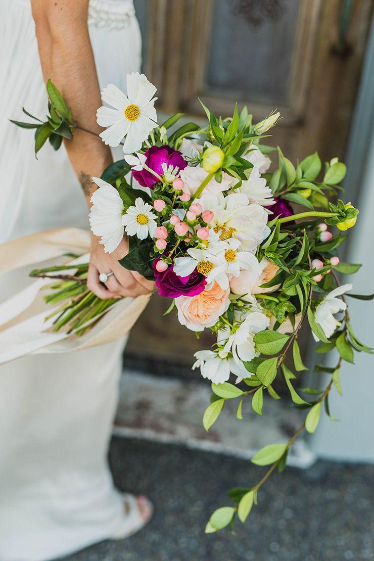 Liv Robs Elegant Boho Wedding By The Beach In 2018 Wedding